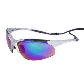 Rad-Infinity Safety Glasses with 1236 Frame and Green Mirror Lens (12 pairs)