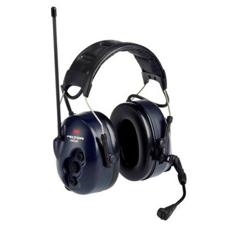 3M Peltor LiteCom BRS Two Way Radio Headset MT53H7A4600-NA - Headband