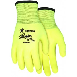 MCR N9690HV Ninja® Ice Hi-Vis Winter Work Glove 1/DZ