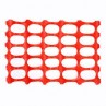 Cordova Safety Fencing SF1201 Oval Pattern Orange (1 Roll)