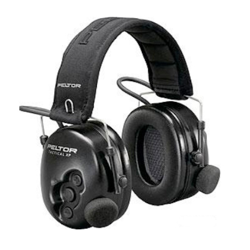 Peltor Tactical XP Electronic Headset PELMT1H7F2-59 | Peltor Hearing Protection / Enviro Safety ...