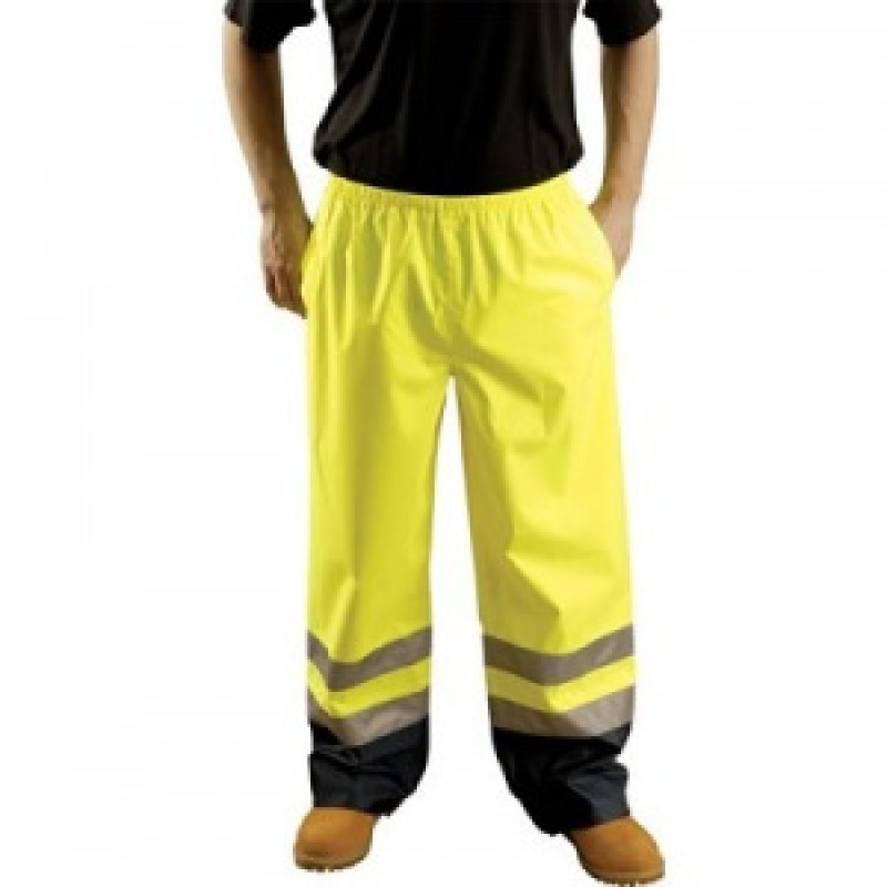 Occunomix High Visibility Rain Pants