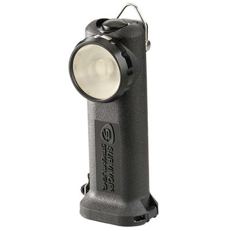 Streamlight Survivor Flashlight LED Light  (without charger) 90520 Black