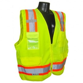 Radians SV62 Safety Vest Class 2 Surveyor Heavy Duty Solid (1 EA)