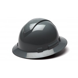 Pyramex HP54113 Ridgeline Hard Hat Gray Color - 12 / CS