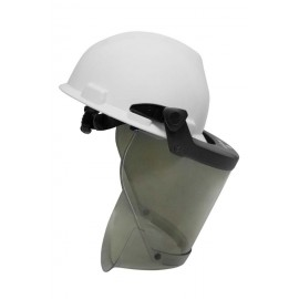 NSA H20HTHAT 20 CAL/CM² Pureview Faceshield Hard Hat