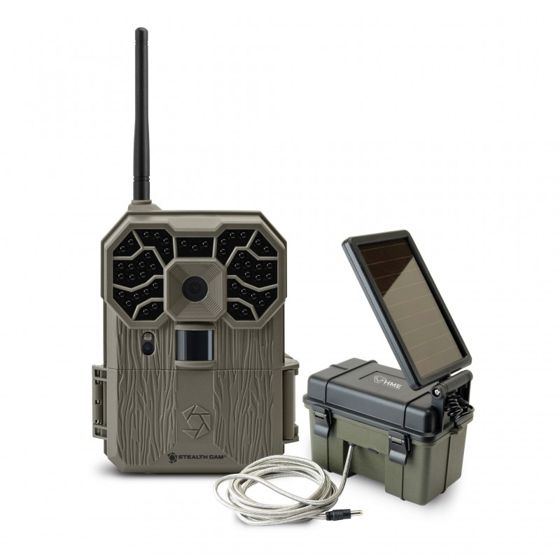 GSM Stealth-Cam GX45NGW12V GXW-Wireless Combo