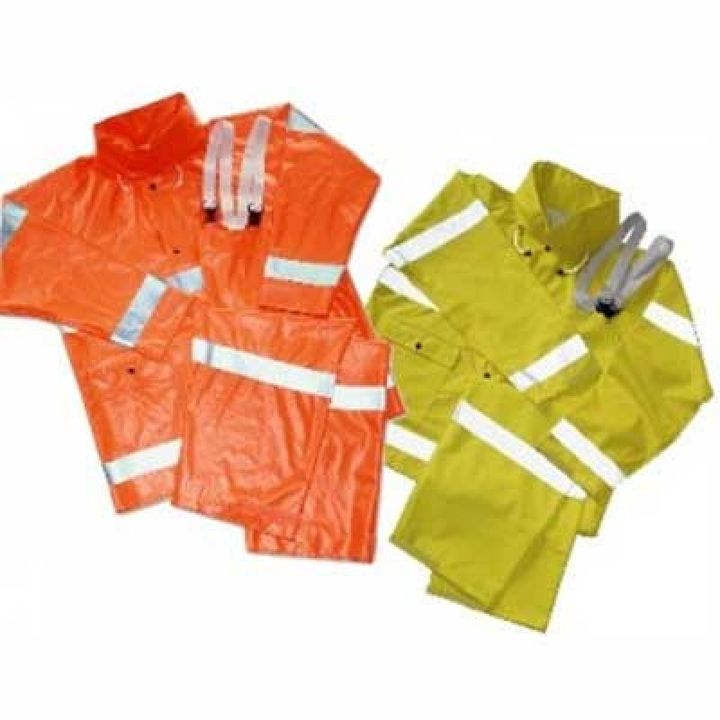 Tingley J53122 Comfort-Brite High Visibility Rain Jacket