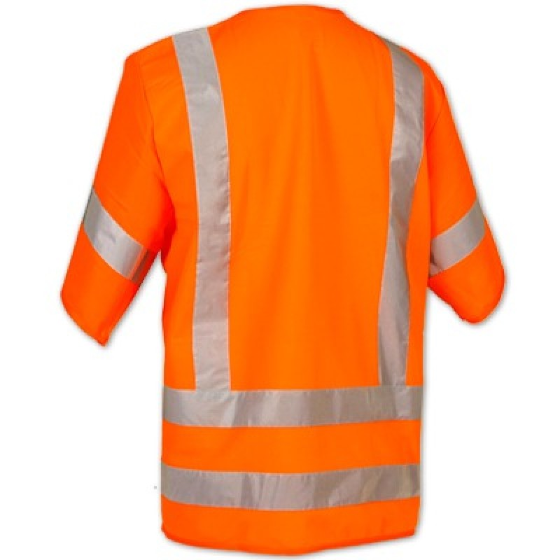 Radians Class 3 Solid Safety Vest