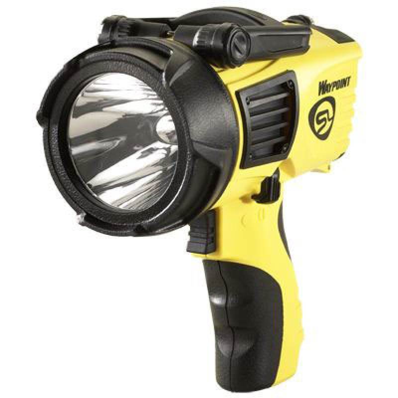 Yellow Streamlight Lithium Ion Spotlight 44910 | Flashlights | Enviro Safety Products