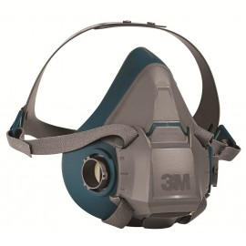 3M™ Rugged Comfort Half Facepiece Reusable Respirator 6501/49487 Small