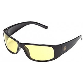 Jackson Safety Smith and Wesson Elite Safety Glasses with Black Frame and Amber Anti-Fog Lens 12 Pairs