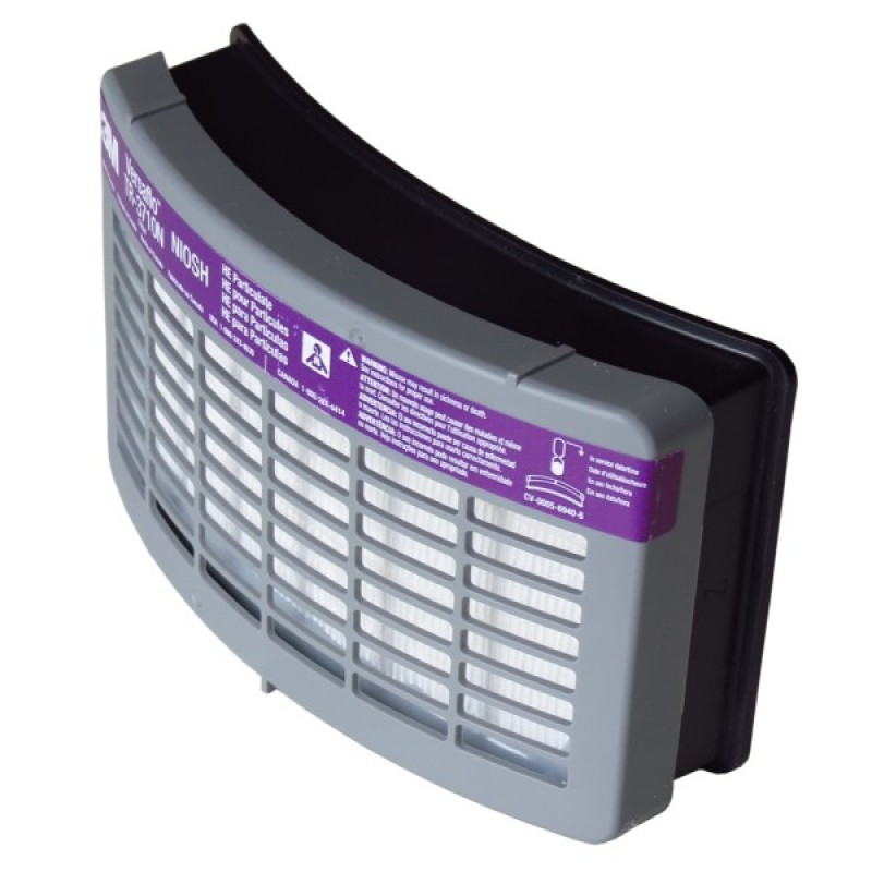 3M™ Versaflo TR-3712N-5 High Efficiency Filter (Case of 5)