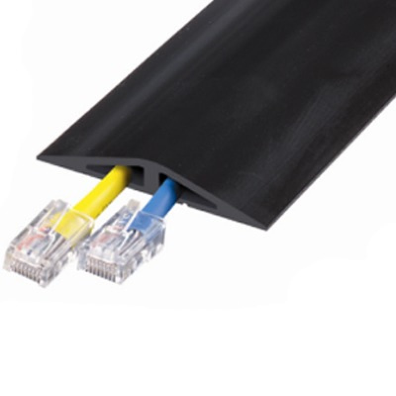 Checkers Powerback Two Channel Rubber Duct Protector