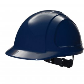 Honeywell North Zone Hard Hat N10080000  Navy Blue Quick Fit Style (Cap and Suspension Assembly) 12/Case