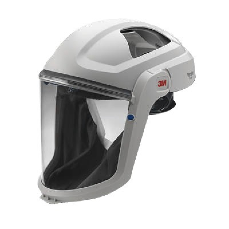3M™ Versaflo™ Respiratory Faceshield Assembly M-105/37314(AAD), with Standard Visor and Faceseal