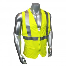 Radians SV92J-22ZGS Modacrylic FR Class 2 Jersey Knit Safety Vest (1 EA)