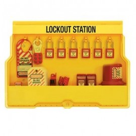 Masterlock Electrical Lockout Station