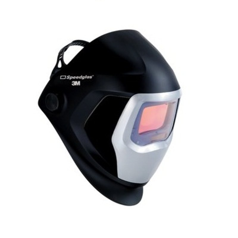 3M™ Speedglas™ Welding Helmet 9100 with Auto Darkening Filter 9100X, Welding Safety 06-0100-20SW 1/cs