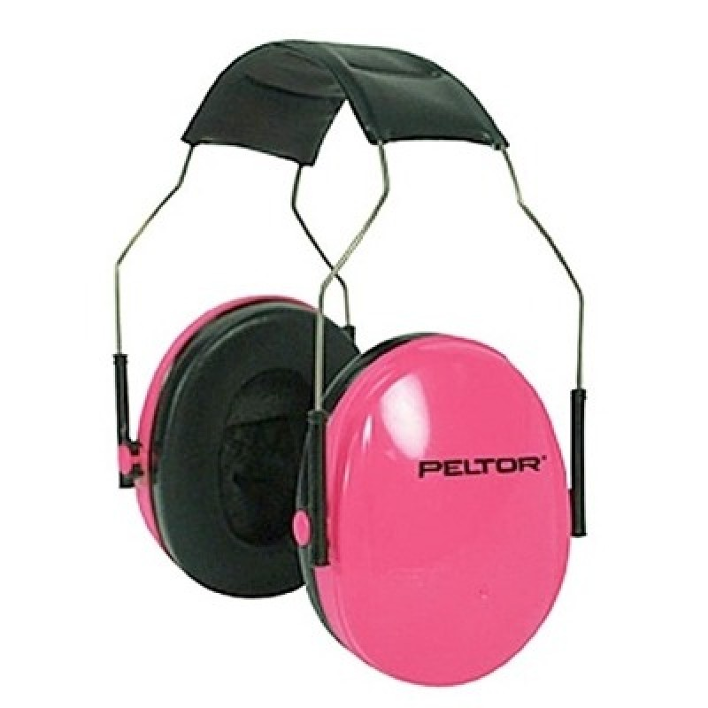 Pink Peltor Junior Ear Muff