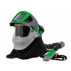 RPB Z4 Welding Helmet 15-015-21, Supplied Air Respirator