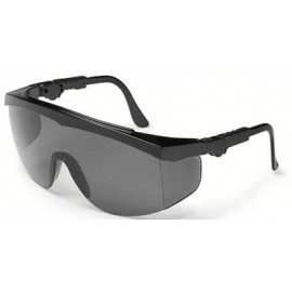 MCR Tomahawk Safety Glasses  Grey Lens 1/DZ
