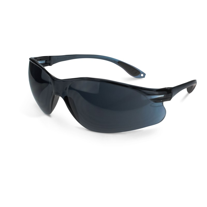 Radians Passage Smoke Safety Glasses  Style  Color - 12 Pairs / Box