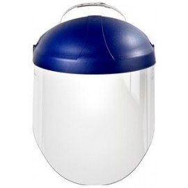 3M™ Ratchet Headgear H8A, 82783-00000, with 3M™ Clear Polycarbonate Faceshield WP96 5 EA/Case