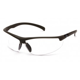 Duck's Unlimited Black Frame/Clear Lens  Safety Glasses