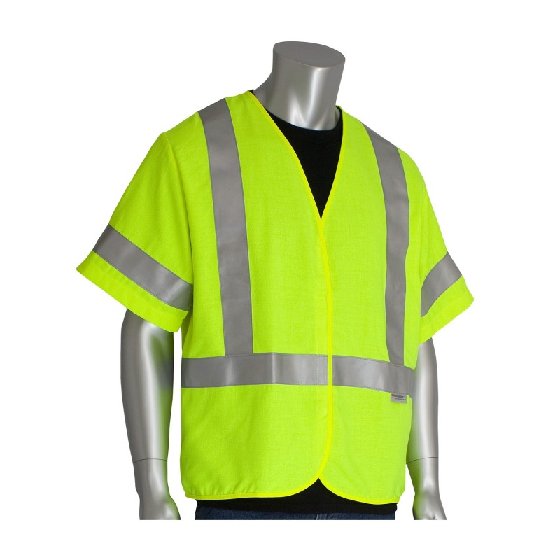 PIP ANSI Type R Class 3 AR/FR Solid Vest