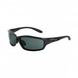 Radians Infinity Smoke Black Frame Safety Glasses 12 PR/Box