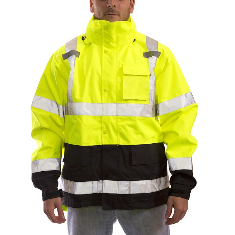 cheap prices premium selection special discount of Tingley Reflective Rain Jacket | Icon Rain Jacket | Enviro Safety