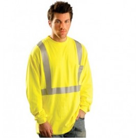 Flame Resistant Long Sleeve Reflective Shirt