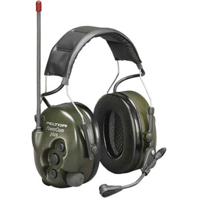 Peltor PowerCom Plus 2-Way Headset