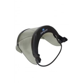 NSA H12HTU 12 cal PureView Arc Flash Faceshield with Universal Adapter
