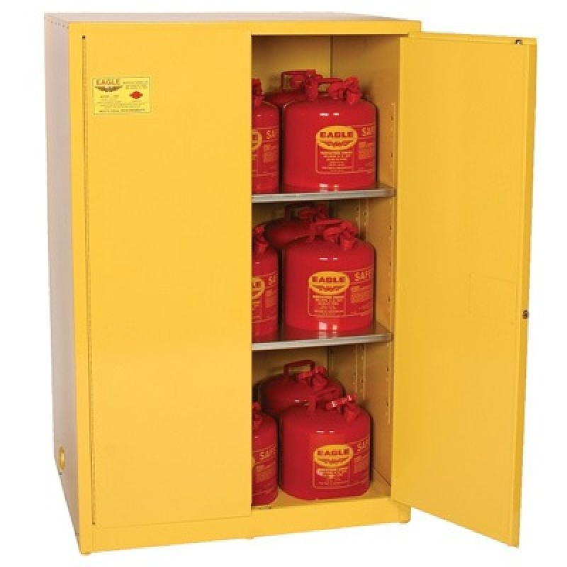 Eagle Safety Cabinets-90 Gallon