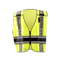 "Occunomix DOR Deluxe Safety ""SECURITY"" Vest 
