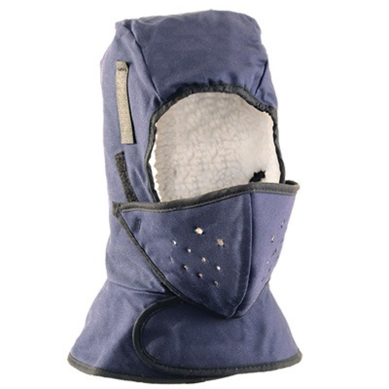OccuNomix Heavy Duty Winter Liner - Shoulder Length with Removable Mouth Piece
