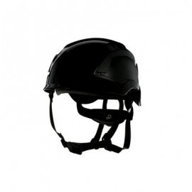3M™ SecureFit™ Safety Helmet, X5012-ANSI,  Black (Case of 10)