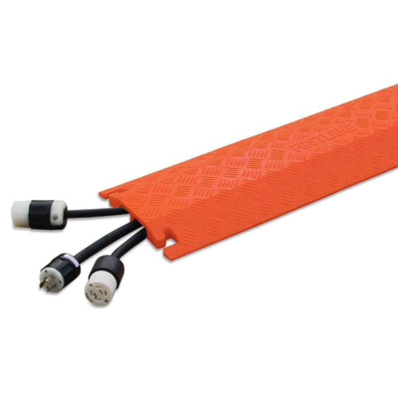 Checkers Fast Lane Drop Over Cable Protectors - 2 Channel