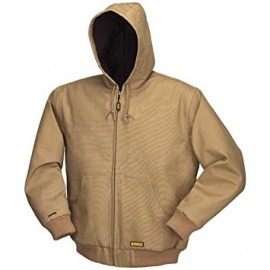 Dewalt Khaki Heated Jacket Khaki Color  - 1 / Box