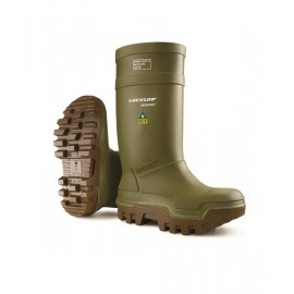 Dunlop Purofort Thermo Boots Polyurethane  Green Color - 1 PR