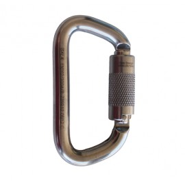 3M™ DBI-SALA® Self Locking Carabiner 18mm Gate 2000127, EA/Case