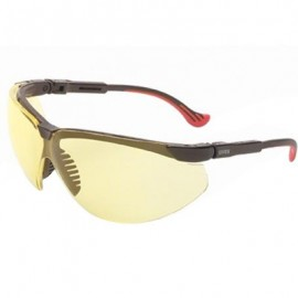 Uvex Genesis XC Safety Glasses - Amber Lens