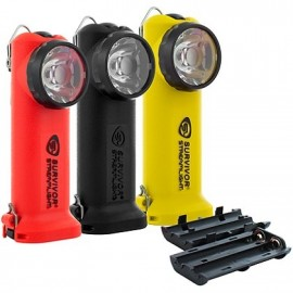 Streamlight Survivor LED Flashlight - Alkaline Model