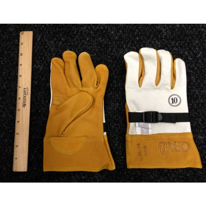 Class 0 Rubber Insulated Glove Protectors