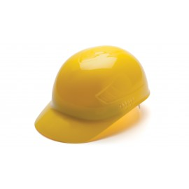 Pyramex Bump Caps Ridgeline Bump Cap Yellow (1 Box of 16)