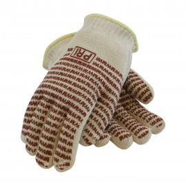 PIP Double-Layered Seamless Knit Hot Mill Double-Sided EverGrip Coated Glove - 24 oz.