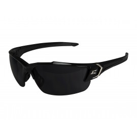 Edge Eyewear TSDK216-G2 Khor G2  Black Frame  Polarized Smoke Lenses