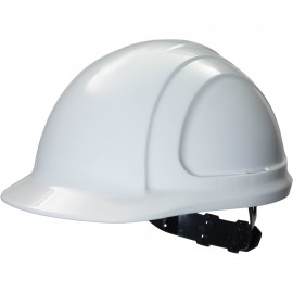 Honeywell North Zone Hard Hat N10010000  White Quick Fit Style (Cap and Suspension Assembly) 12/Case